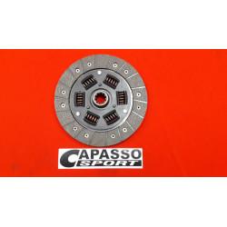 DISCO FRIZIONE FIAT 1100 10 CAVE DIAMETRO 187