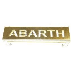 Alzacofano centrale Abarth