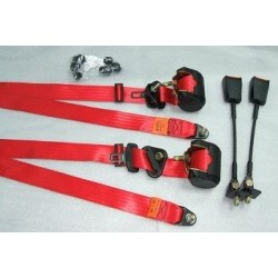Kit cinture sicurezza Fiat 500
