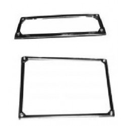 FRONT PLATE STAINLESS STEEL FRAME