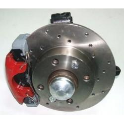Disc brake kit Fiat 500