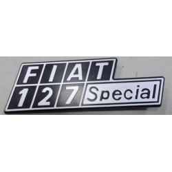 SIGLA SCRITTA FIAT 127 SPECIAL