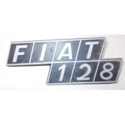 SIGLA SCRITTA FIAT 128