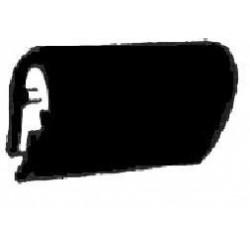 PROFILE PLATFORM AND BOUNDARY MUDGUARDS MINI MT. 3.20 BLACK