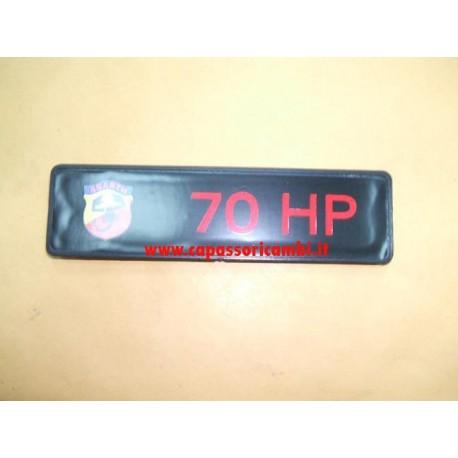 Sigla 70 hp abarth rossa autobianchia a112 capasso - La porta rossa sigla ...