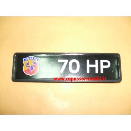 Sigla 70 hp abarth grigia autobianchi a112 capasso - La porta rossa sigla ...