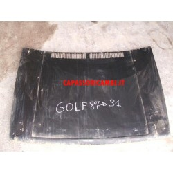 Cofano anteriore Vw Golf dal 1987  al 1991