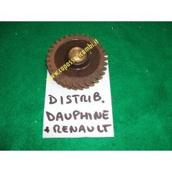 gear distribution RENAULT DAUPHINE