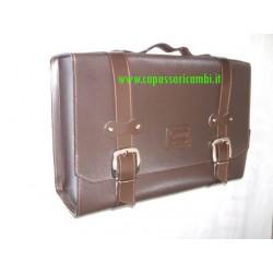 valigia  portabagagli cofano posteriore