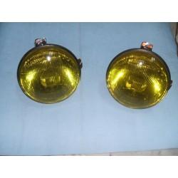fendinebbia gialli FIAT 128 RALLY