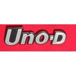 SCRITTA  UNO-D