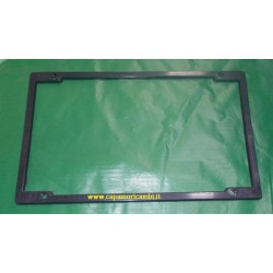 cornici targa posteriore in plastica per targhe prima del 1998