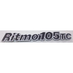 SIGLA SCRITTA RITMO 105 TC